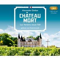 Château Mort, 1 MP3-CD Hörbuch