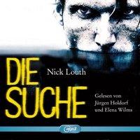 Die Suche, 2 MP3-CDs Hörbuch