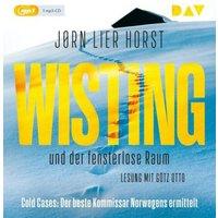 Wisting und der fensterlose Raum (Cold Cases 2), 1 MP3-CD Hörbuch