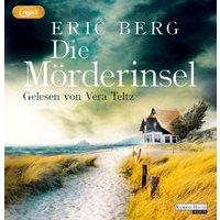 Die Mörderinsel, 1 Audio-CD, Hörbuch