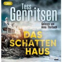 Das Schattenhaus, 2 Audio-CD, Hörbuch