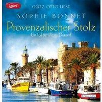 Provenzalischer Stolz, 1 Audio-CD, Hörbuch