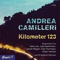 Kilometer 123, 2 Audio-CD Hörbuch