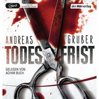 Todesfrist, 1 Audio-CD, Hörbuch