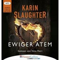 Ewiger Atem, Audio-CD, MP3 Hörbuch