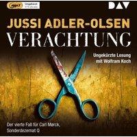 Verachtung, 2 MP3-CDs Hörbuch