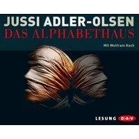 Das Alphabethaus, 6 Audio-CDs Hörbuch
