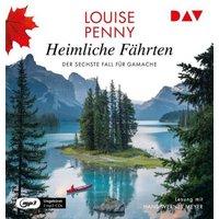 Heimliche Fährten. Der sechste Fall Gamache, 8 Audio-CD Hörbuch Kinder