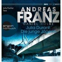 Julia Durant. Die junge Jägerin, 1 Audio-CD, Hörbuch