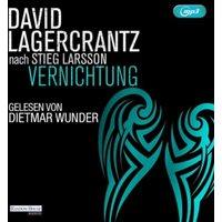Vernichtung, 1 Audio-CD, Hörbuch