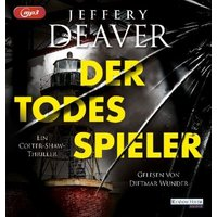 Der Todesspieler, 2 Audio-CD, Hörbuch
