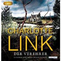 Der Verehrer, 2 Audio-CD, Hörbuch