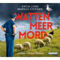 Wattenmeermord, 5 Audio-CD Hörbuch