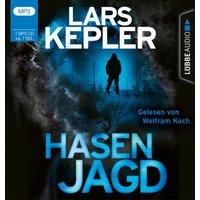 CD Lars Kepler - Hasenjagd: Joona Linna Teil 6 Hörbuch