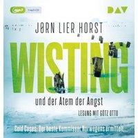 Wisting und der Atem der Angst (Cold Cases 3), 1 Audio-CD, MP3 Hörbuch