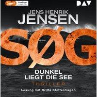 SØG. Dunkel liegt die See, 1 Audio-CD, Hörbuch