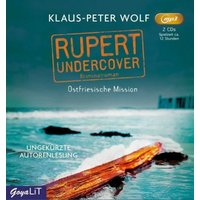 Rupert undercover. Ostfriesische Mission, 2 Audio-CD, MP3 Hörbuch