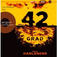 42 Grad, 2 Audio-CD, Hörbuch