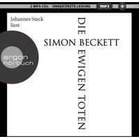 Die ewigen Toten, 2 Audio-CD, Hörbuch