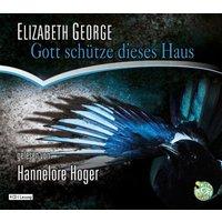 Gott schütze dieses Haus, 4 Audio-CDs Hörbuch