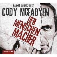 Der Menschenmacher, 6 Audio-CDs Hörbuch