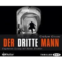 Der dritte Mann, 3 Audio-CDs Hörbuch