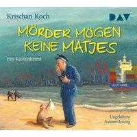 Mörder mögen keine Matjes. Ein Küstenkrimi, 5 Audio-CDs Hörbuch