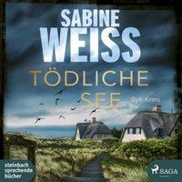 Tödliche See, 1 Audio-CD, Hörbuch