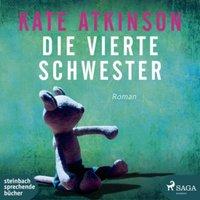 Die vierte Schwester, 2 Audio-CD, Hörbuch