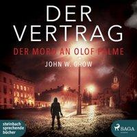 Der Vertrag, 1 Audio-CD, Hörbuch