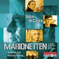 Marionetten, 5 Audio-CDs Hörbuch