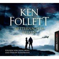 Mitternachtsfalken, 5 Audio-CDs Hörbuch