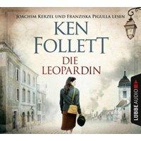 Die Leopardin, 6 Audio-CDs Hörbuch