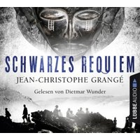 Schwarzes Requiem, 12 Audio-CDs Hörbuch