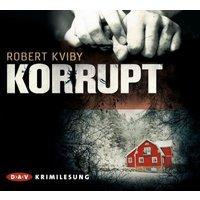Korrupt, 5 Audio-CDs Hörbuch