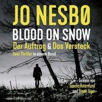 Blood on Snow - Der Auftrag & Das Versteck, 2 MP3-CDs Hörbuch