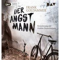 Der Angstmann, 1 MP3-CD Hörbuch