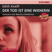 Der Tod ist eine Wienerin, 1 Audio-CD Hörbuch