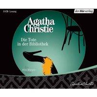 Die Tote in der Bibliothek, 3 Audio-CDs Hörbuch