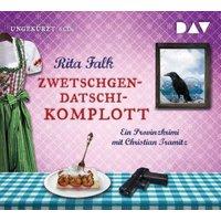 Zwetschgendatschikomplott, 6 Audio-CDs Hörbuch