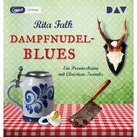 Dampfnudelblues, 1 Audio-CD, Hörbuch