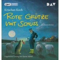 Rote Grütze mit Schuss, Audio-CD, Hörbuch