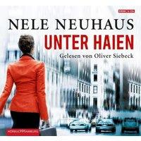 Unter Haien, 6 Audio-CDs Hörbuch