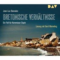 Bretonische Verhältnisse, 5 Audio-CDs Hörbuch