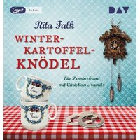 Winterkartoffelknödel, 1 MP3-CD Hörbuch