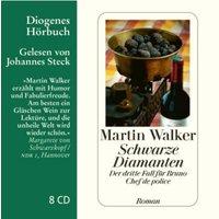 Schwarze Diamanten, 8 Audio-CD Hörbuch