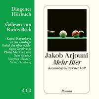 Mehr Bier, 4 Audio-CD Hörbuch