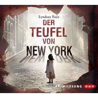 Der Teufel von New York, 6 Audio-CDs Hörbuch