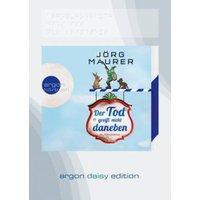 Der Tod greift nicht daneben, 1 Audio-CD, Hörbuch