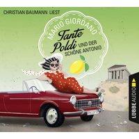 Tante Poldi und der schöne Antonio, 6 Audio-CDs Hörbuch